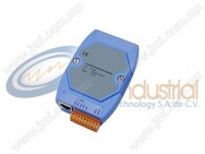 Convertidor ethernet a RS485 RS232 RS422